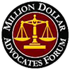 Million Dollar Advocates Forum member - Chuck Philips, truck accident attorney, Trinity, FL