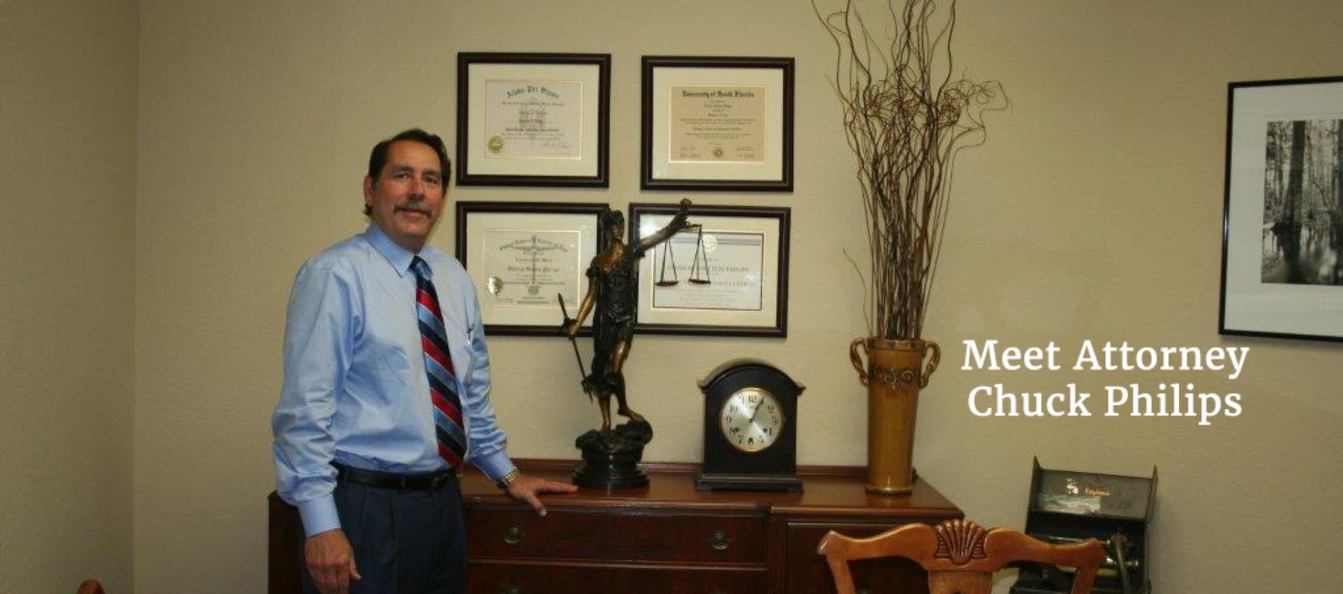 Meet Truck Accident Attorney Chuck Philips