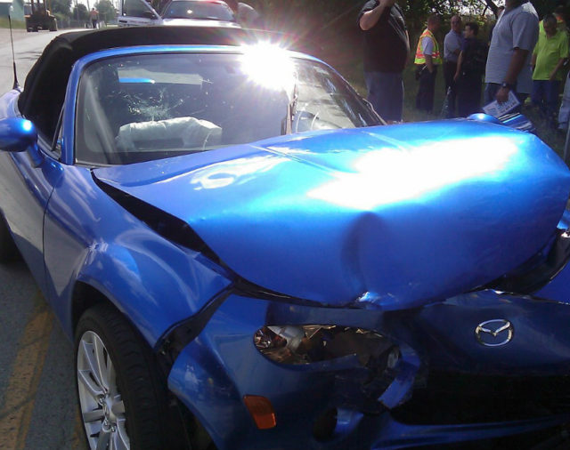 What Should I Do When I've Been in a Motor Vehicle Accident?