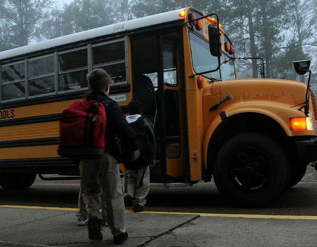 School Is Starting. Know Your School Zone and Bus Stop Laws.