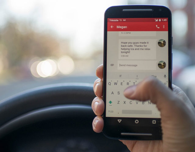 What You Need to Know about Accidents Caused by Distracted Driving